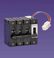 Custom marine services quick source carling technologies for Motor operated circuit breaker